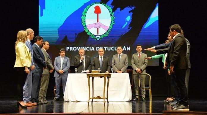 Delegados comunales tucuman