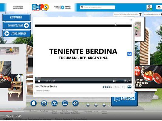 Expo interior 2020 Tucuman