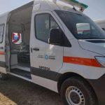 ambulancia para berdina